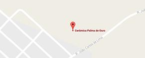Mapa para encontrar nosso endereço