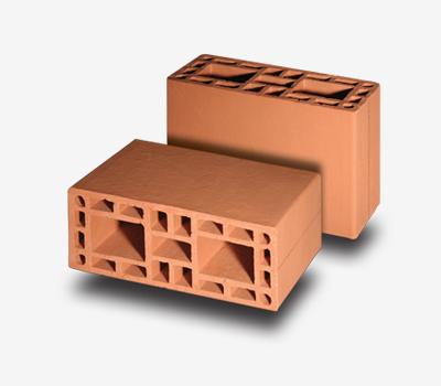 Bloco Cerâmico Estrutural 11,5x19x29