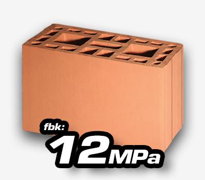 Bloco Cerâmico Estrutural 14x19x29 12 MPA