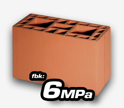Bloco Cerâmico Estrutural 14x19x29 6 MPA