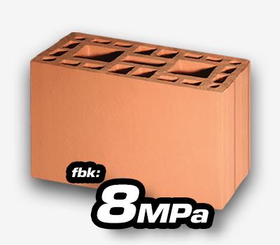Bloco Cerâmico Estrutural 14x19x29 8 MPA