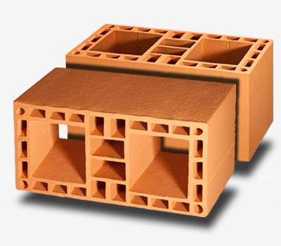 Bloco Cerâmico Estrutural 19x19x39