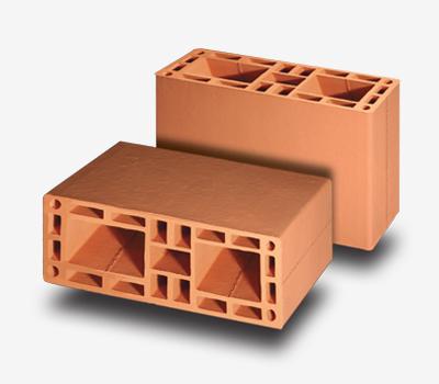 Bloco cerâmico Estrutural 11,5x19x31,5