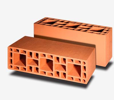 Bloco Cerâmico Estrutural 14x19x44