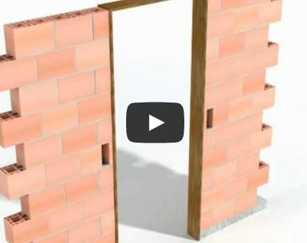 Montagem de porta